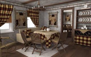 Как подобрать шторы для кухни?