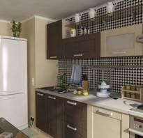 Дизайн кухни эконом класса фото