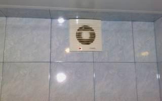 Вытяжка в ванную комнату и туалет