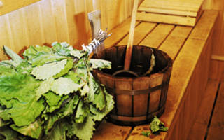 Как правильно сушить веники для бани