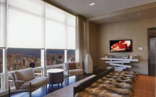 Панорамное окно в квартире