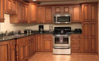 Кухня в стиле классика фото интерьер