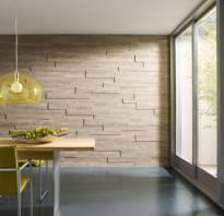 Декоративные материалы для внутренней отделки стен