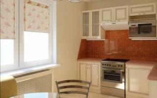 Дизайн кухни 7 5 кв м фото