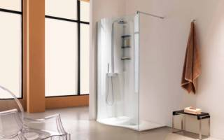 Поддоны в ванную комнату вместо душ кабины