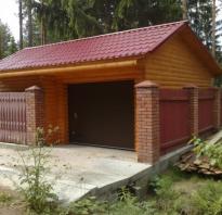 Фундамент плита под гараж