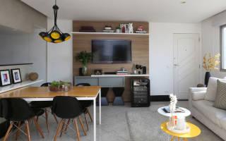 Как обставить 1 комнатную квартиру фото