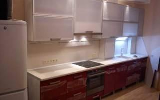 Вентиляционный короб на кухне дизайн