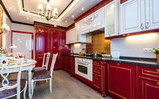 Кухни в классическом стиле дизайн фото