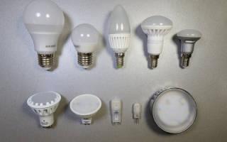 Светодиодный лампы для дома