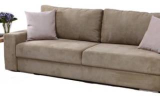 Механизм еврокнижка в диванах