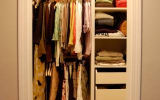 Дизайн гардеробной 2 кв м фото