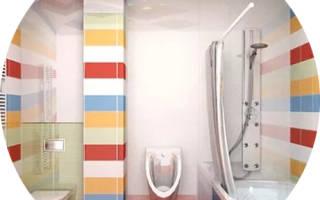 Дизайн ванной комнаты 9 кв.м фото