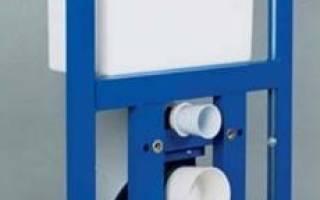 Как правильно установить инсталляцию для унитаза?