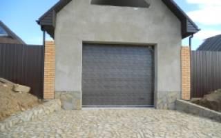 Постройка гаража из пеноблоков своими руками