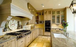 Кухня в итальянском стиле дизайн фото