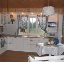 Дизайн деревенского дома