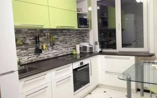 Кухня 9 квадратов дизайн