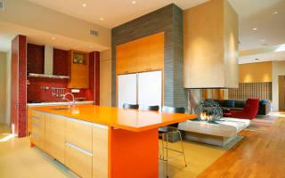 Каким цветом покрасить стены на кухне фото?