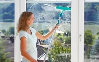 Как мыть пластиковые окна в домашних условиях?