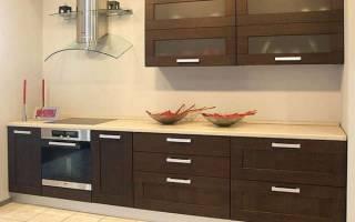 Кухня цвет венге и ваниль фото