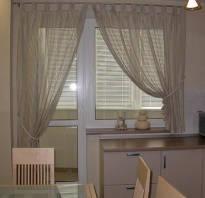 Дизайн кухни с балконом фото