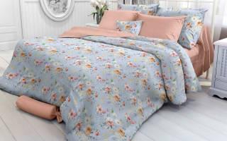 Размер двух спального комплекта постельного белья