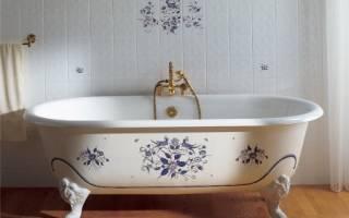 Ванны чугунные какие лучше брать