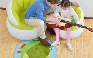 Мягкая мебель для детской комнаты