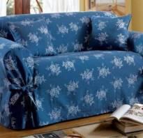 Выкройка чехла на диван с подлокотниками
