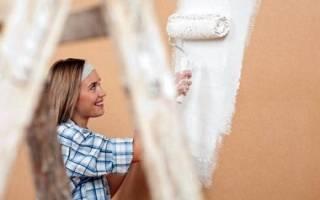 Как подготовить стены под покраску водоэмульсионной краской?
