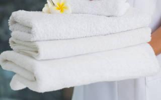 Как отбелить полотенце в домашних условиях
