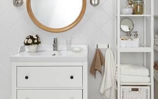 Мебель для ванной комнаты своими руками фото