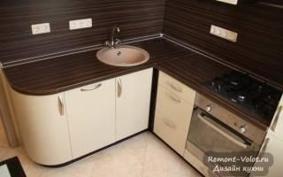 Кухонный гарнитур фото для маленькой кухни