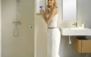 Газовая колонка в ванной комнате разрешение
