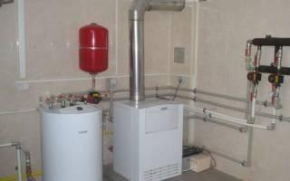 Котлы газовые для отопления дома напольные двухконтурные