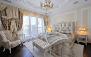 Как подобрать шторы в спальню