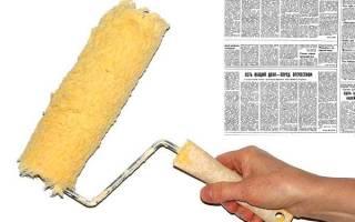 Как удалить водоэмульсионную краску со стен?