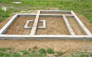 Как залить фундамент под дом своими руками?