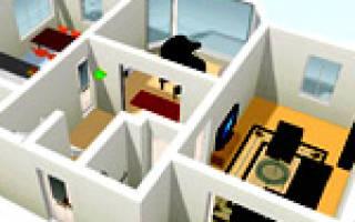 Программа для проектирования домов на русском языке