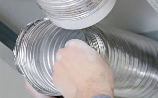 Вентиляция в частном доме из пластиковых труб