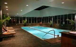 Вентиляция в бассейне частного дома