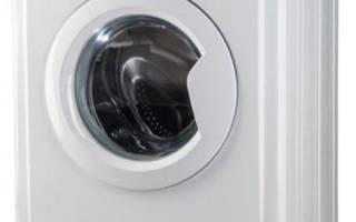 Как встроить стиральную машину под столешницу?