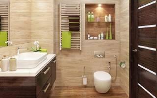 Как отделать туалет в квартире фото