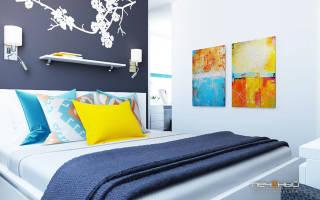 Интерьеры для спальни