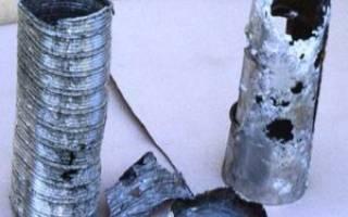 Как утеплить дымоход из асбестовой трубы