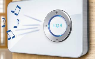 Как установить беспроводной звонок в квартиру