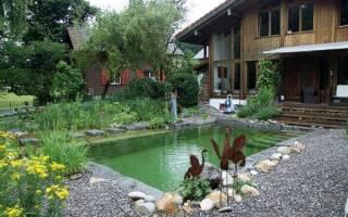 Построить бассейн на даче своими руками