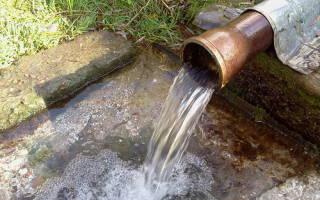Фильтра для очистки воды из скважины