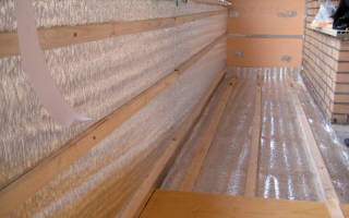 Какой толщины пеноплекс для утепления лоджии?